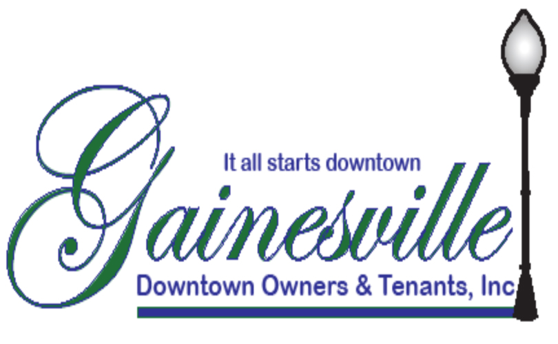 Gainesville Downtown Owners and Tenants